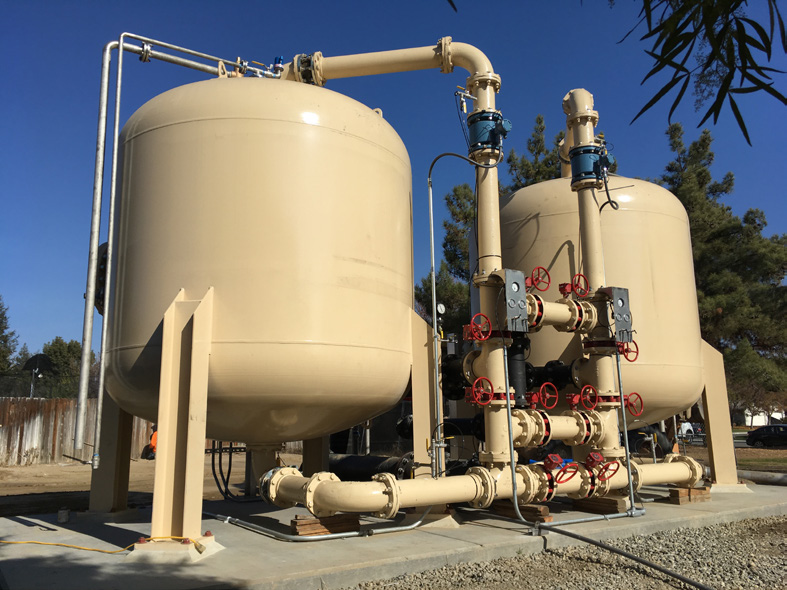 Design-Build Project in Bakersfield, California - Arsenic Removal
