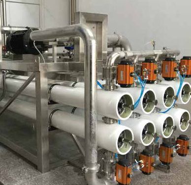 Integrated high recovery Flow Reversal RO system, a new approach to reverse osmosis
