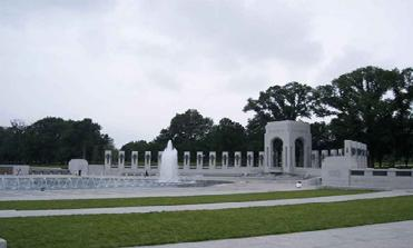 World War II Memorial, DC